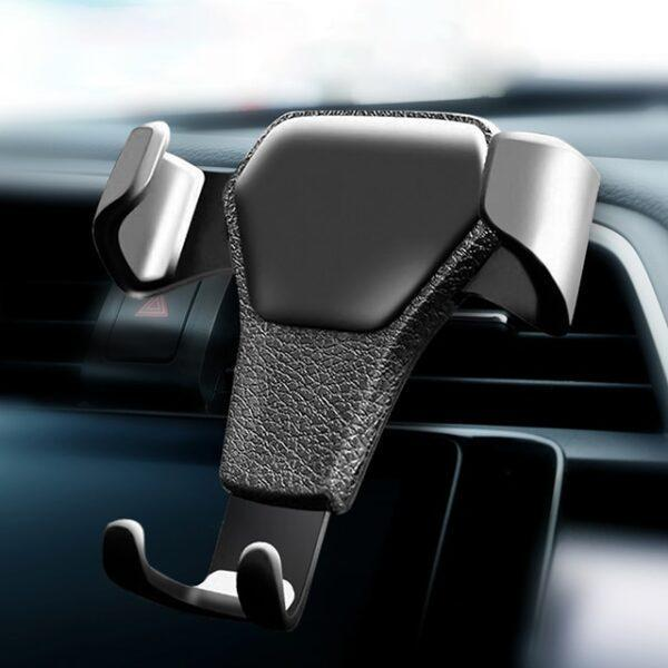 INIU Gravity Phone Holder Car Air Vent Mount Mobile Stand Smartphone GPS Support For iPhone 12 11 Pro Max 8 7 6 Xiaomi Samsung